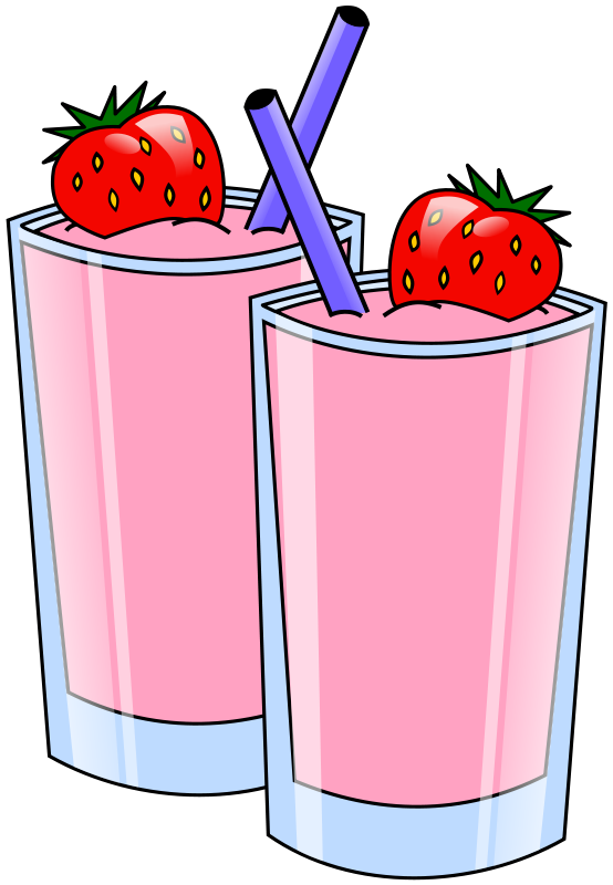 strawberry-smoothies