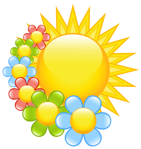 Spring_Sun_with_Flowers_Clipart